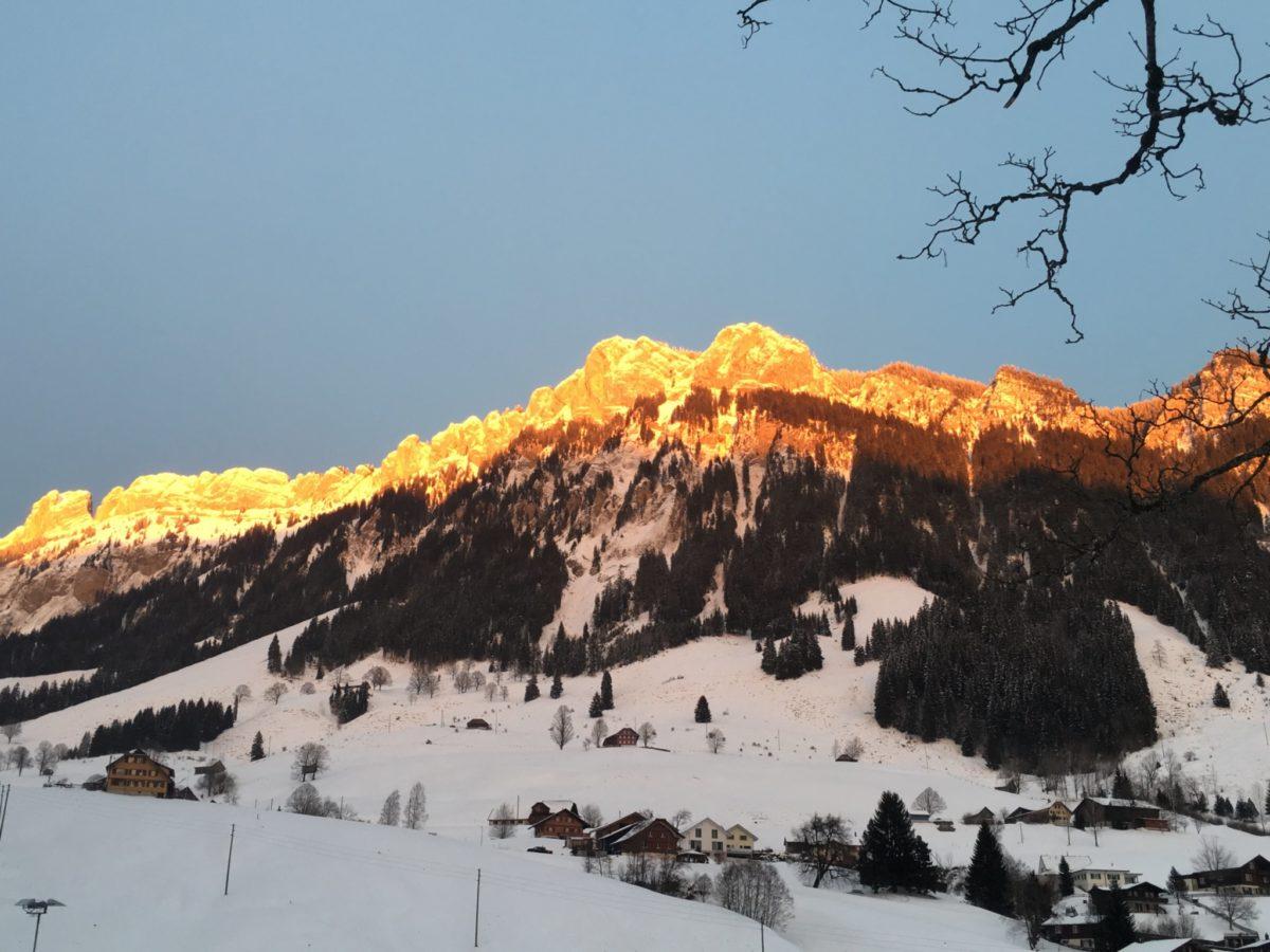 3. / 4.03.2018 Schneeschuhwandern Flühli (ce, rf, rt)