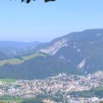 Sicht vom Mont Girod
